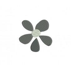 borduurpatroon bloem2