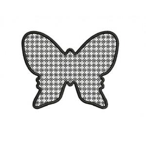 borduurpatroon dier vlinder3