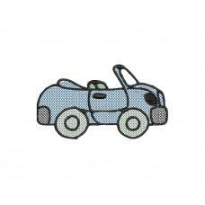 borduurpatroon voertuig auto1
