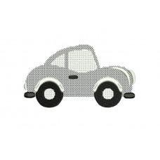 borduurpatroon voertuig auto2
