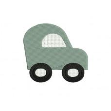 borduurpatroon voertuig auto4