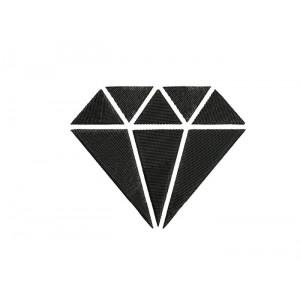 borduurpatroon diamant
