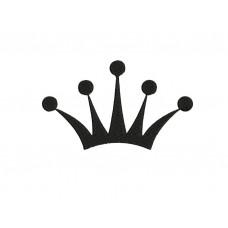borduurpatroon kroon1