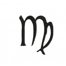 borduurpatroon sterrenbeeld maagd
