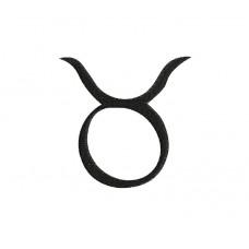 borduurpatroon sterrenbeeld stier