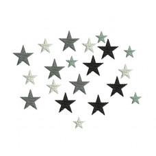 borduurpatroon sterren