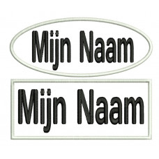 Naam Badge