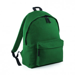 Kids Rugzak Bottle Green/Black