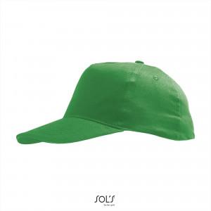 Kindercap groen