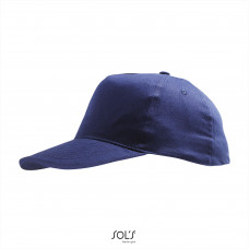 Kindercap marine blauw