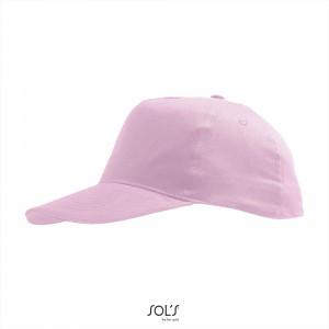 Kindercap roze