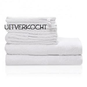 Handdoek luxe wit