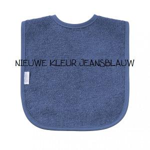 Slabber Jeansblauw