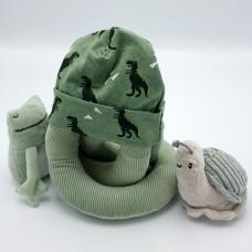 Babymuts print Dino