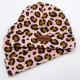 Babymuts print luipaard roze