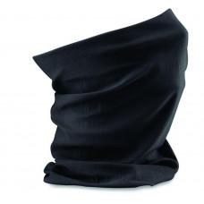 Mondshawl zwart