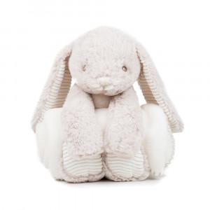 Knuffel Konijn met deken