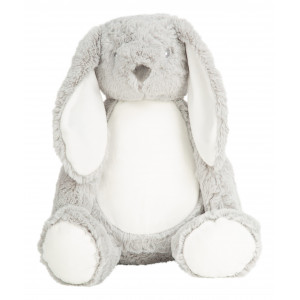 Zippie knuffel Bunny gray