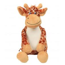 Zippie mumbles knuffel Giraffe