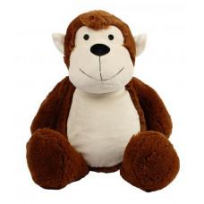 Zippie mumbles knuffel Monkey