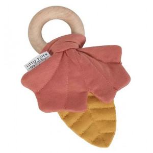 Knisper speeltje roze little Dutch