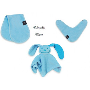 Babysetje Blauw