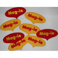 Mag-ie Badges