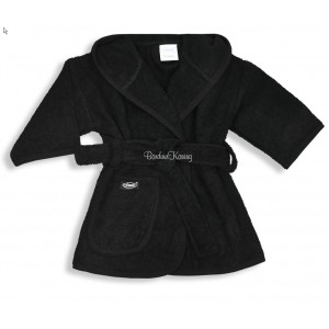 Badjasje zwart