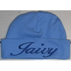 Bio Babymuts babyblauw