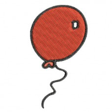 Borduurpatroon Ballon