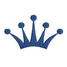 Borduurpatroon Kroon