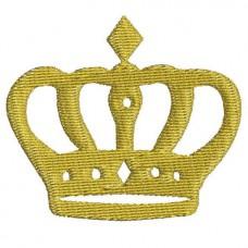 Borduurpatroon Kroon luxe