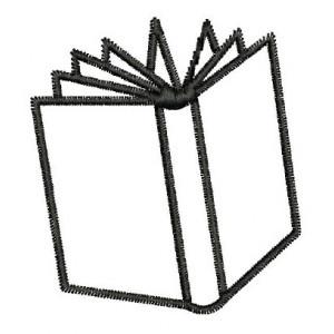 Borduurpatroon Boek
