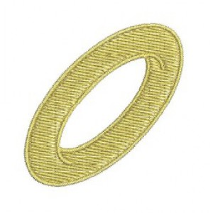 Borduurpatroon Ring