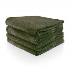 Handdoek Bosgroen