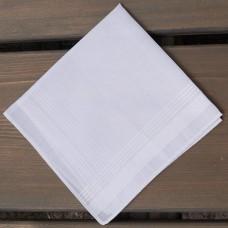 Zakdoek dames wit