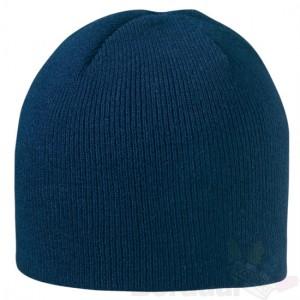 Muts donkerblauw basic