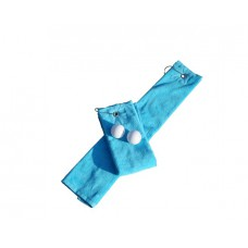 Golf handdoek Aqua Blue