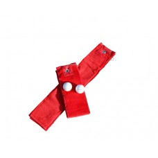 Golf handdoek Red