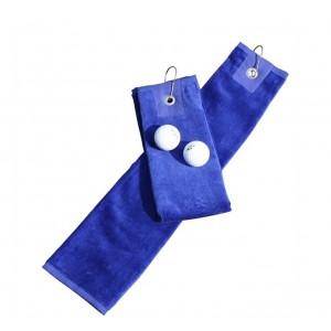 Golf handdoek True blue