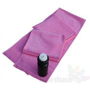 Sporthanddoek roze OPRUIMING