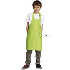 Schort kids lime