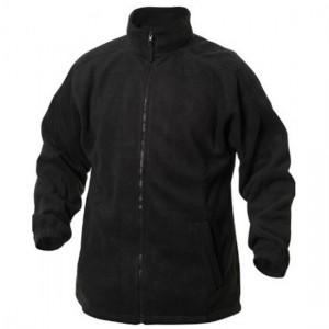 Fleece vest zwart OP=OP