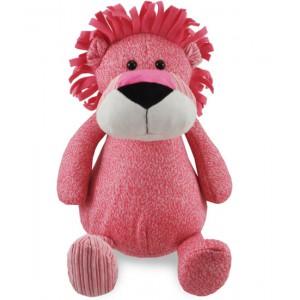 Knuffel Leeuw roze
