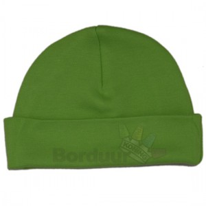 Bio Babymuts groen
