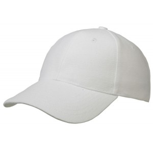 Cap brushed cotton wit