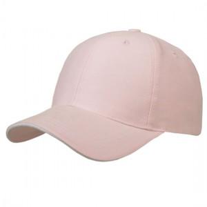 Cap sandwich roze wit