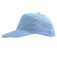 Kindercap lichtblauw