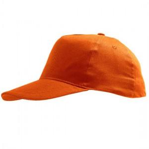 Kindercap oranje