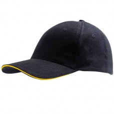 Cap Black Gold